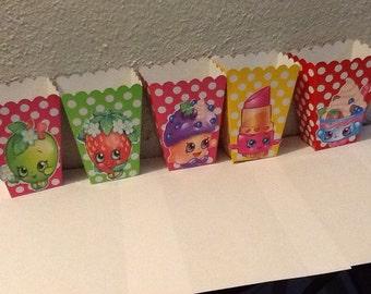 Shopkins 12 pc treat boxes **free shipping**