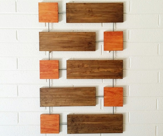 cy wall sculpture wood wall art mid century modern twombly. Black Bedroom Furniture Sets. Home Design Ideas