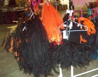HALLOWEEN! - WITCH! - Women's Tutu! - Black!