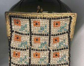 Free Shipping!! Beautiful Art Deco purse!