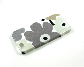 Marimekko Unikko iPhone 7 / 7 Plus / 6 / 6s / 6 Plus / 5s / 5c / SE / 4  / 4s / iPod classic / iPod Touch 5 hard case wallet