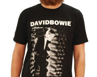"""David Bowie """"Station to Station"""" T-Shirt"""
