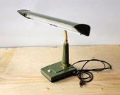 Lampe de bureau vintage r...