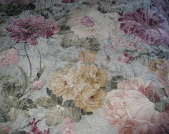 Beautiful  Shabby Chic Upholstery Fabric