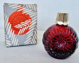 Avon Festive Facets Perfume/Cologne in Original Box