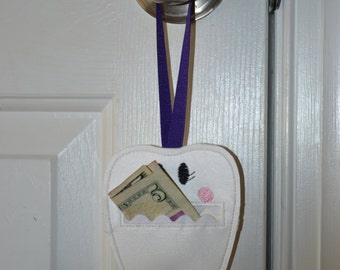 Pink/Purple Tooth Fairy Pouch