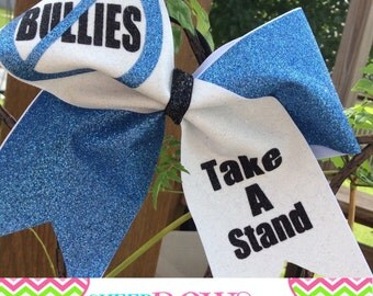 Anti-BULLYING Bow - Take A Stand