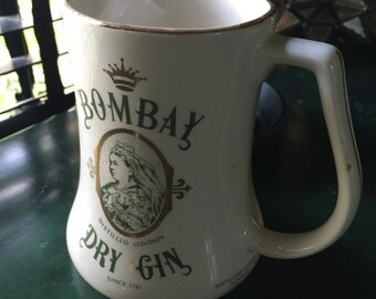 Bombay Gin Water Pitcher