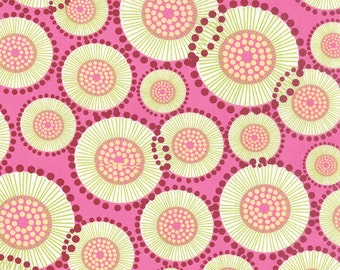 1/2 Yard - For You - Poppy Raspberry - Zen Chic - Brigitte Heitland - Moda - Fabric Yardage - 1570 12