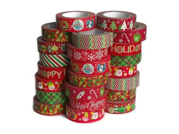 do not open till christmas tape