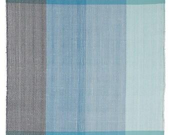 Fab Habitat Indoor/Outdoor Polypropylene Rug Bliss - Blue (6' x 9') 25774
