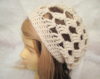 MADE TO ORDER Adult Nova Slouchy Hat Choose Your Color