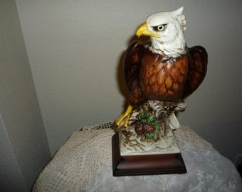 Majestic Eagle Figurine