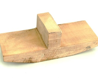 Proops Jewellers & Silversmiths T-type Wooden Bench Peg Pin 150mm x 55mm. (J1065) Free UK Postage.