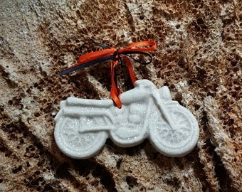 HARLEY MOTORCYCLE SAND Ornament