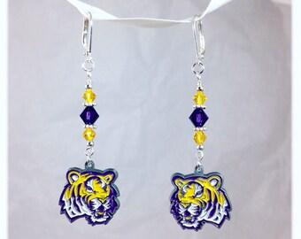 LSU Tigers Gameday Earrings