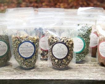 Decongest Organic Cough Tea  - Bronchitis Tea - Asthma Tea - Cough Relief Tea - Sinus Relief Tea