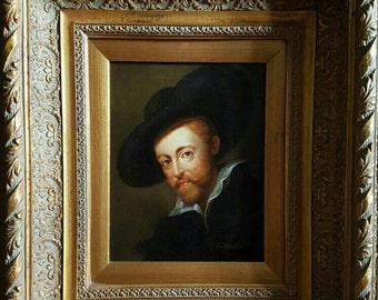 Peter Biegel 1913-1987 oil on canvas Rembrandt