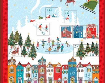 "Makower.UK ""New Wonderland"" advent calendar"