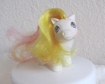 My Little Pony G1 Loving Family Ponies: Baby Apple Delight