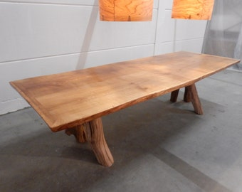 Dining table whit Natural legs