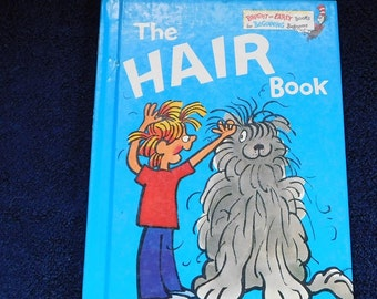 The Hair Book by Graham Tether