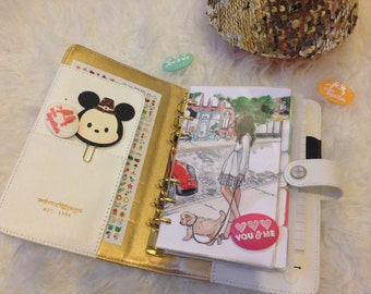 Items similar to NEW Handmade Personal size 5 Dividers ...