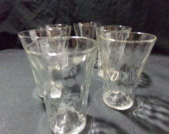 Vintage (Snuff?) Shot Glasses