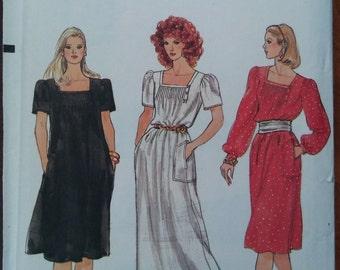 Vintage Vogue Dress Pattern #8297