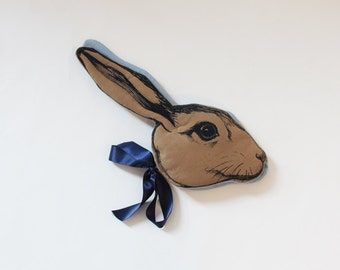 Brown Rabbit Headdress