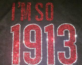 I'M So 1913