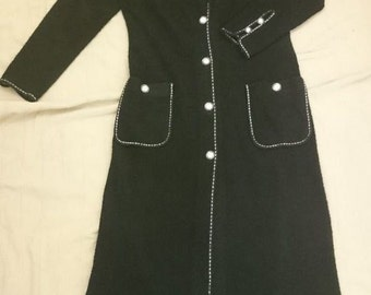 Coats Chanel boutique full length