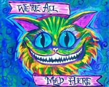 Cheshire {Print}