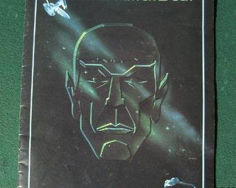 Star Trek The Search for Spock Original Movie Program