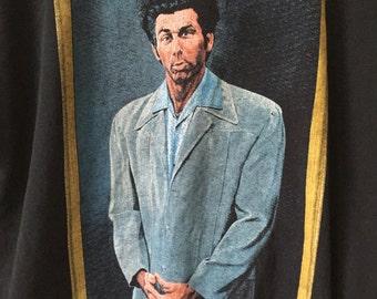 Vintage KRAMER SEINFELD t shirt 1997 larry david