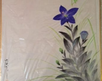 Vintage Asian Watercolors