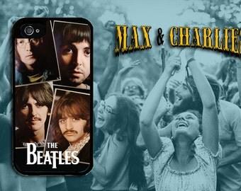 "The Beatles ""White Album"" Photos iPhone 6/6+/5/5c/4 Case -Samsung Galaxy S3/S4/S5/S6/S6 Edge Case-Phone Cover"