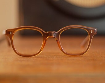 1950s James Dean style vintage eyeglass frames
