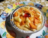 Pie So Humble; Chunk & Crumble . . Pumpkin Dump Cake 4.25-4.5 oz .. . Order ships when separate shpg. invoice is pd.