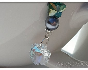 Simply Charmed - Crystal Stitch Marker Holder