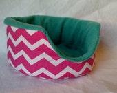 Granola's snazzy chevron cozy cuddle cup