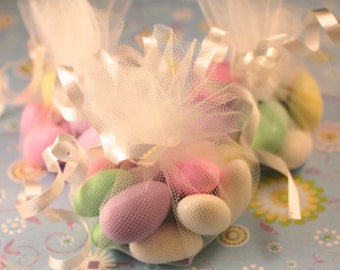 Wedding / Baby Shower Tulle Party Favors
