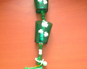 Green Saint Pattys day toy