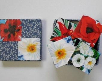 memory game flowers matching game