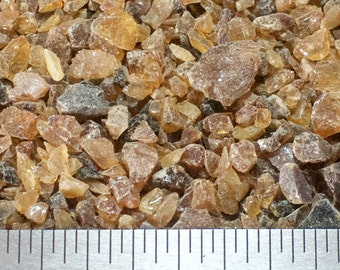 Crushed Amber - Extra Large Sand - 100% Natural Without Fillers