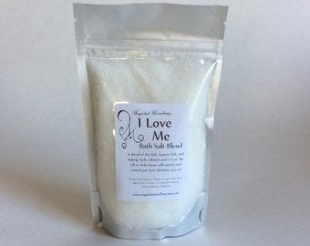 I Love Me - Bath Salt Blends