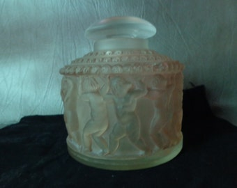R.Lalique Enfants Perfume Bottle