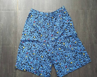 PRICE REDUCED. Eighties does fifties high waist shorts.