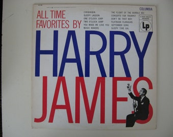 Harry James  -  All Time Favorites - 1973