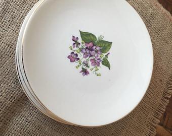 Knowles Dessert Plates